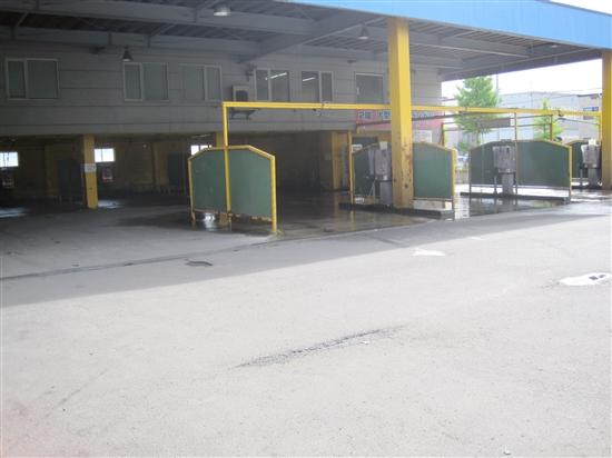 屋根 付き 洗車 場